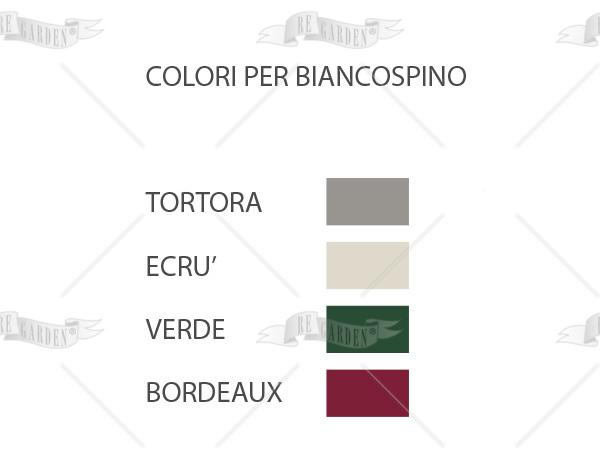 Biancospino - Relax tessuto Verde - 2